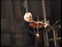 Handel-Halvorsen, Passacaglia (arr. for Viola Solo by Michael Kugel). St. Michael Church, Florence, Italy, 2004