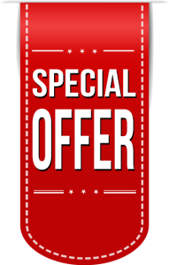 special offer banner 191x300