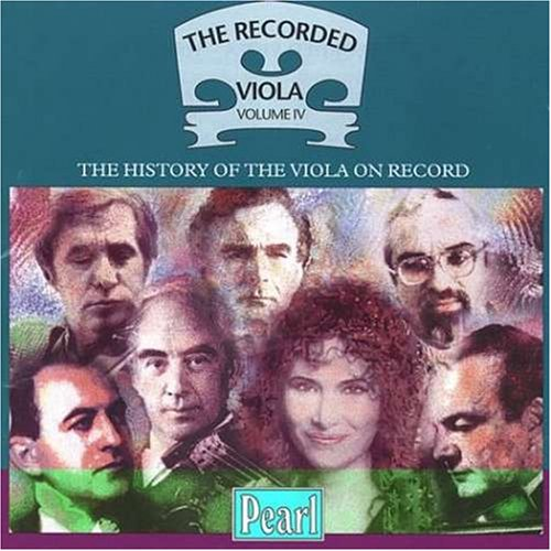 The Recorded Viola Vol. 4